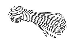 Как бухтавать (собрать) веревку