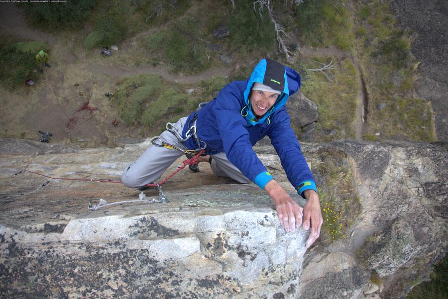 Скалолазные маршруты в Патагонии