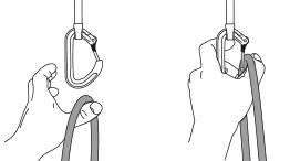Вщелкивание веревки