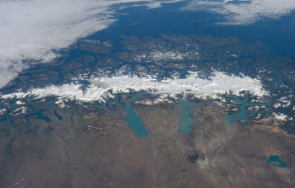 аргентинские ледники, Патагония